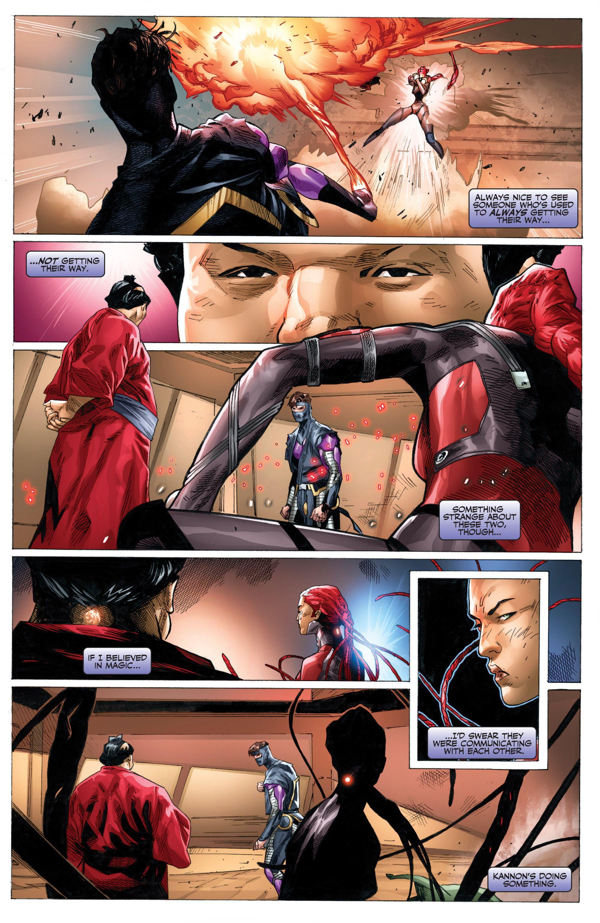 Ninjak (2015) 5 Page 7