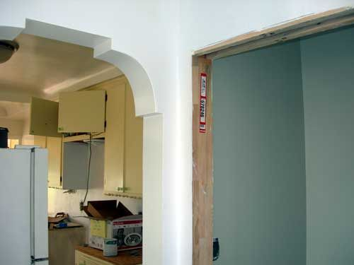 Kitchen Entrance Arch Design India In 2020 Design House Styles Entrance