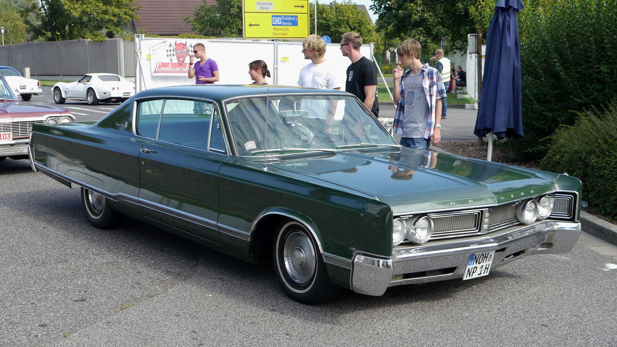 1967 Chrysler Newport Custom 2 Door Hardtop Chrysler Chrysler