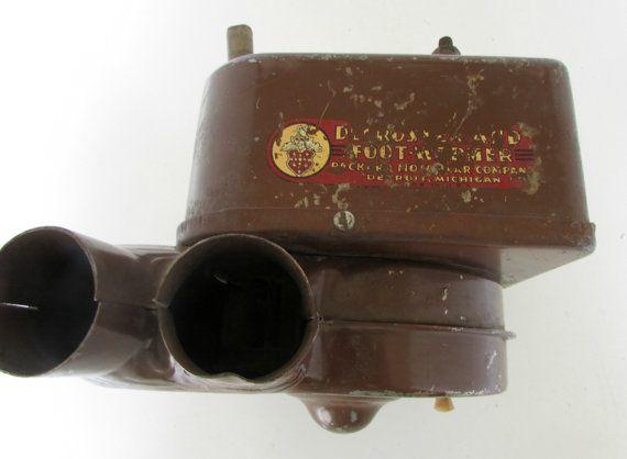 Vintage Auto Heater Packard 1940s Vintiques Car Heater Antique Etsy Vintage Heater Packard