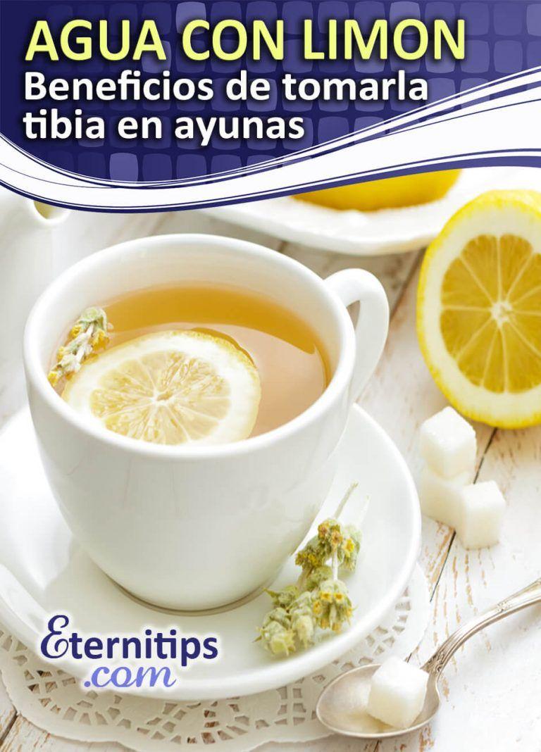 tomar agua con limon es bueno para adelgazar