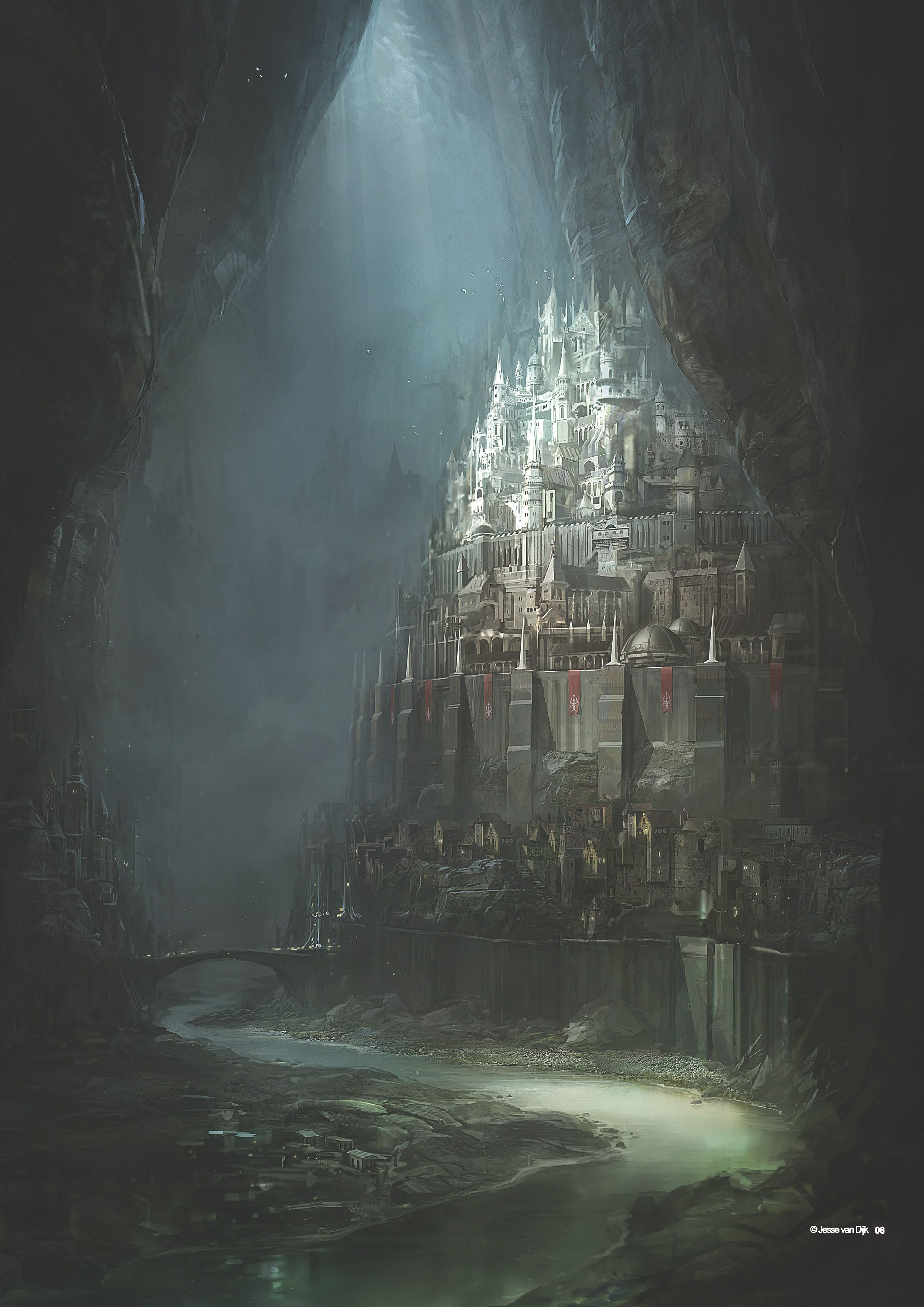 fantasy town download