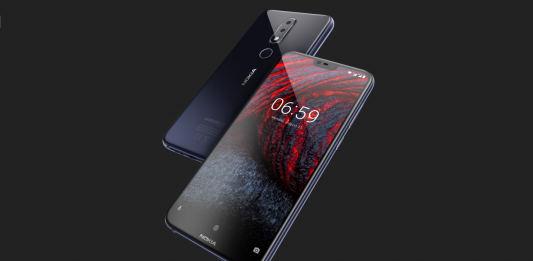 Nokia 6.1 Plus The Perfect Android One Smartphone スマホ