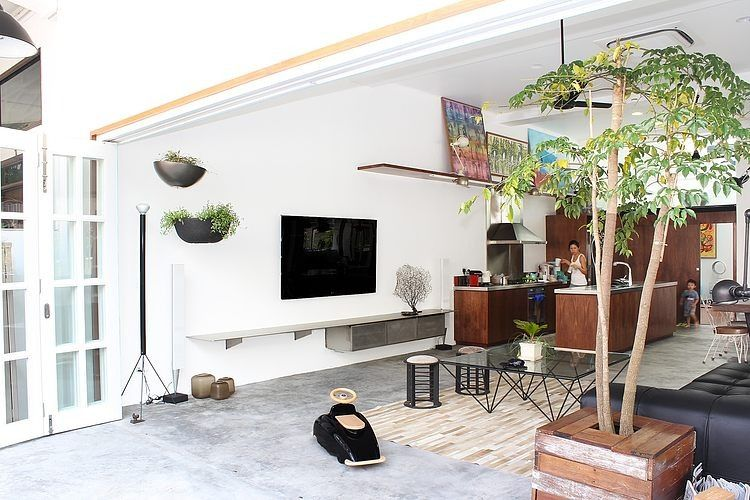 Terrace House by Atelier M + A