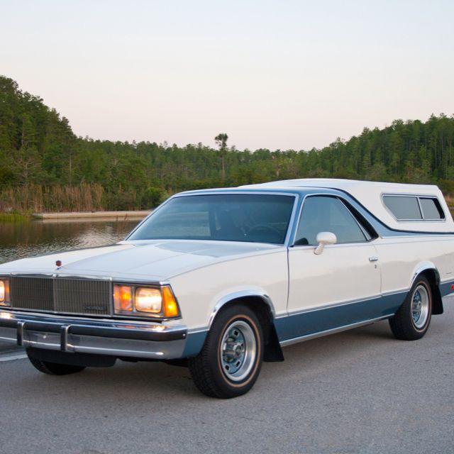 1980 El Camino Conquista Cool Cars Cars Trucks Vehicles