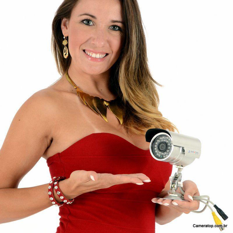 Em naosso site www.cameratop.com.br