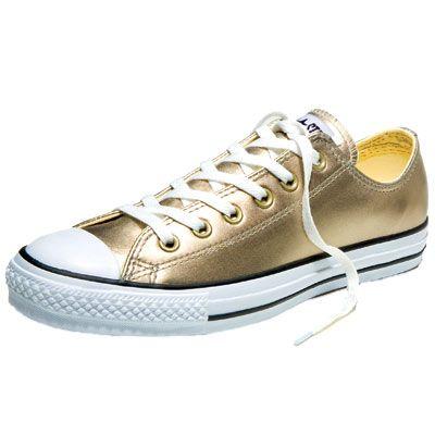 converse gold