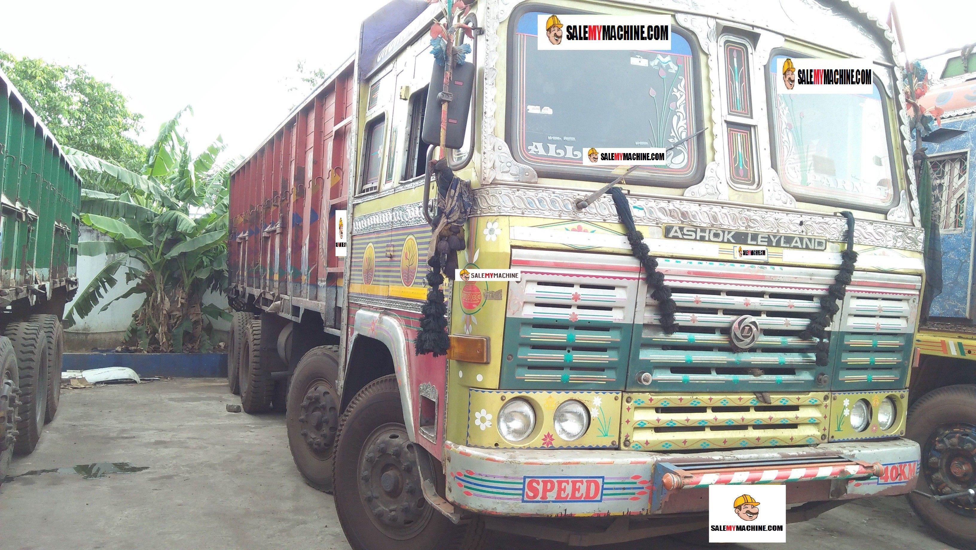 Used Ashok Layland 12 Wheeler Truck For Sale In Odisha India At