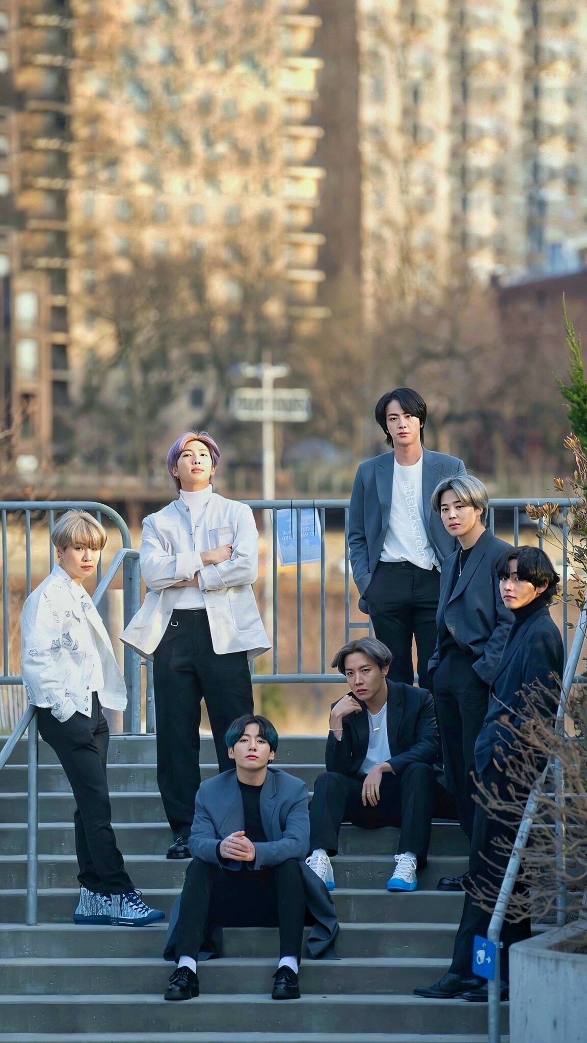 Bts Group Wallpapers Free Download Foto Bts Bts Group Bts Group Picture Bts group wallpaper download