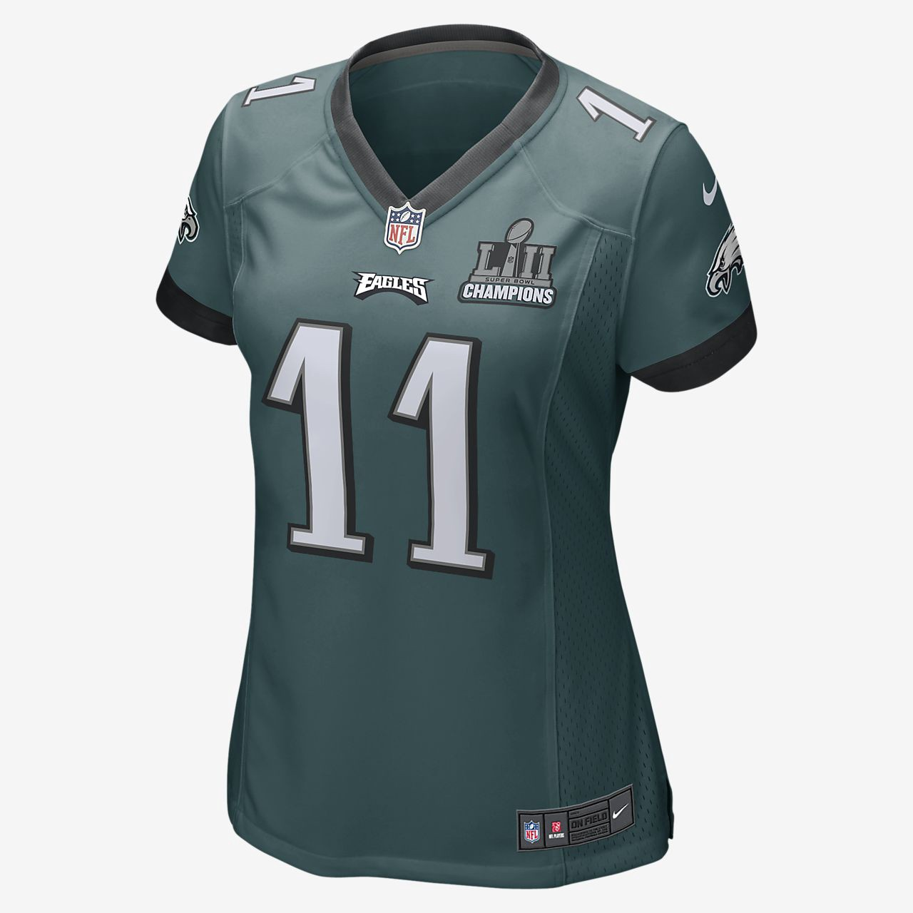 a1a38351d Nike Nfl Philadelphia Eagles Game Jersey (Carson Wentz) Women s Football -  2Xl (20