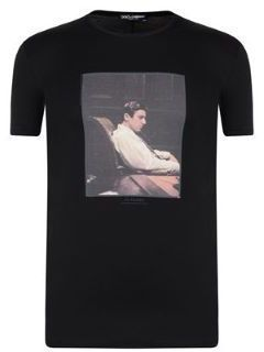 81f120f7 Dolce And Gabbana DOLCE AND GABBANA Al Pacino T Shirt on shopstyle.co.uk