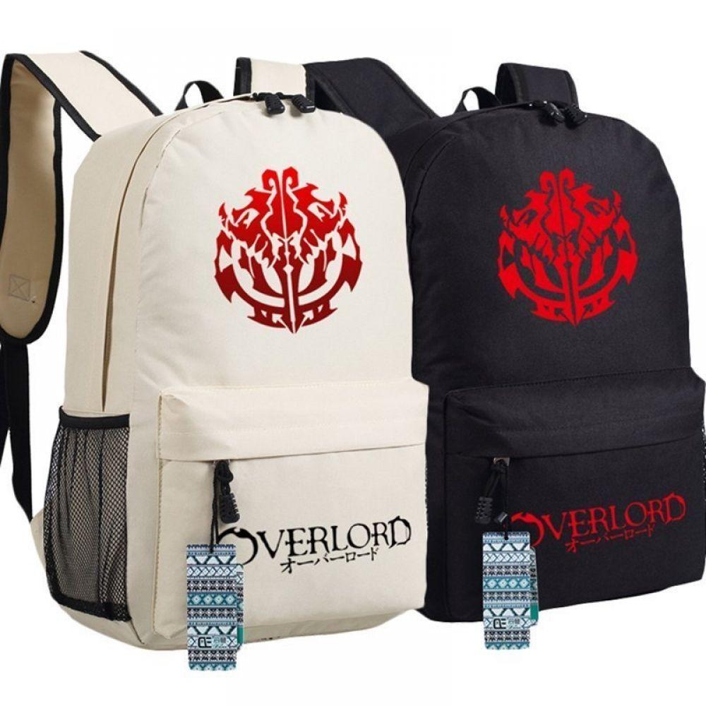 YOYOSHome/® Overlord Ainz Ooal Gown Anime Cosplay Backpack Messenger Bag Shoulder Bag