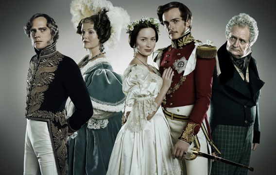 The Young Victoria Photo The Young Victoria The Young Victoria Victoria Wedding Dress Victoria