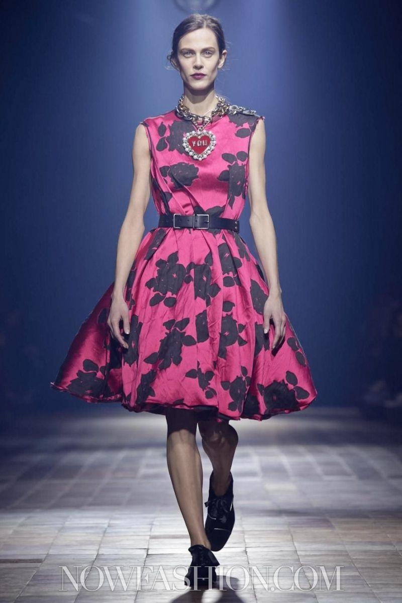 Lanvin F/W 2013, Paris Fashion Week