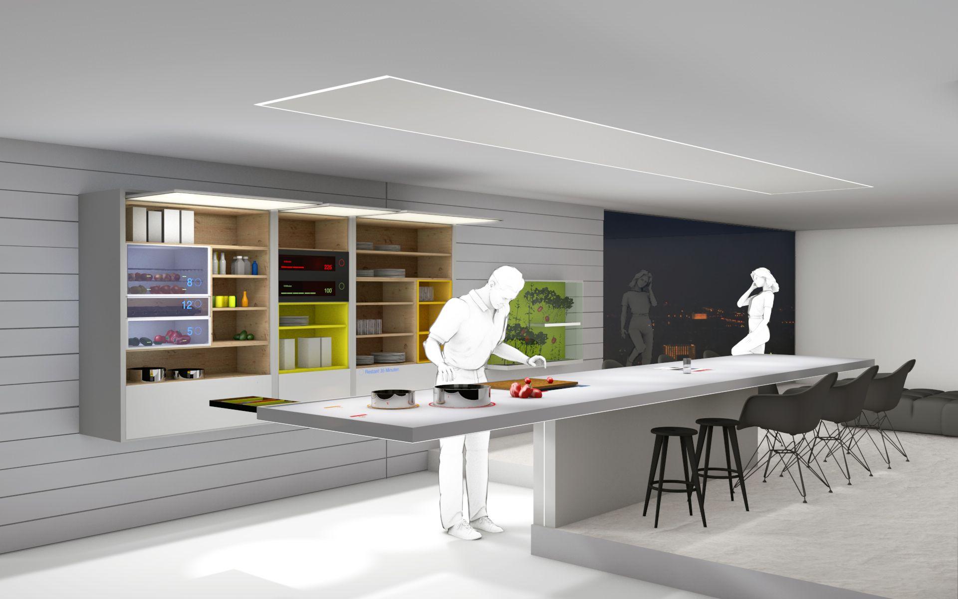 Die Küche der Zukunft - Die Trends 2015 - Hören Sie dazu einen Audio ...