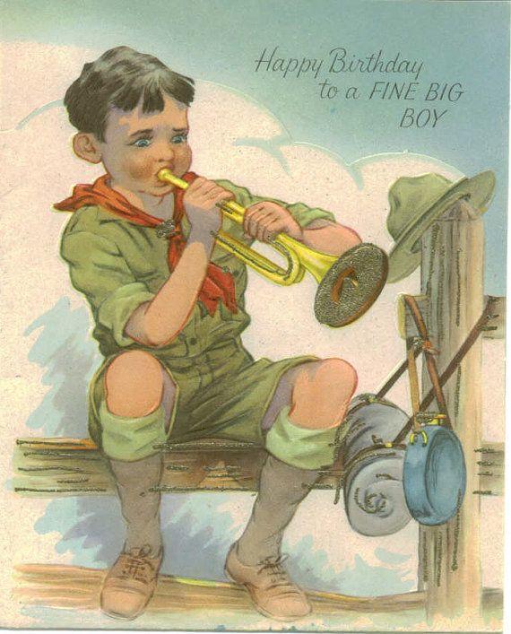 boy scout birthday