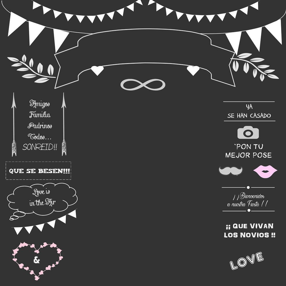 >> Click to Buy << customized size Name Date chalk Backgrounds Vinyl cloth Computer printed wedding backdrop #Affiliate