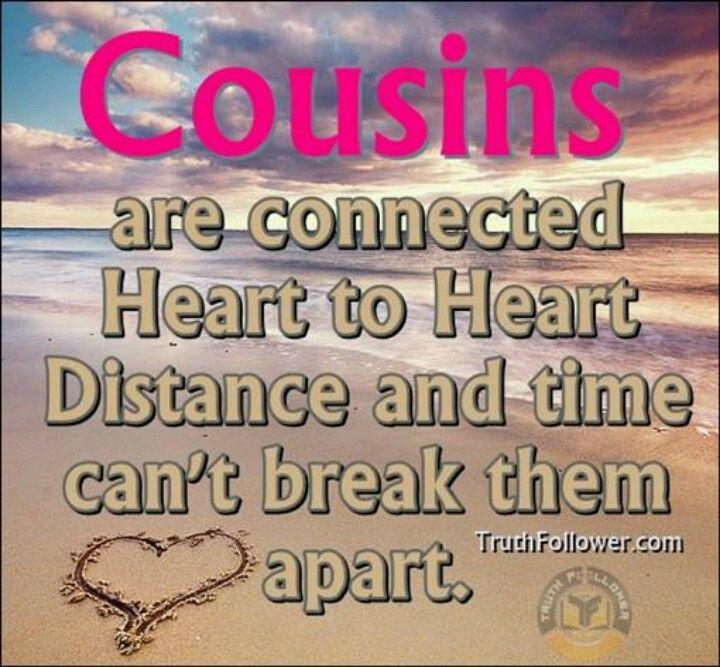 schöne cousinen sprüche