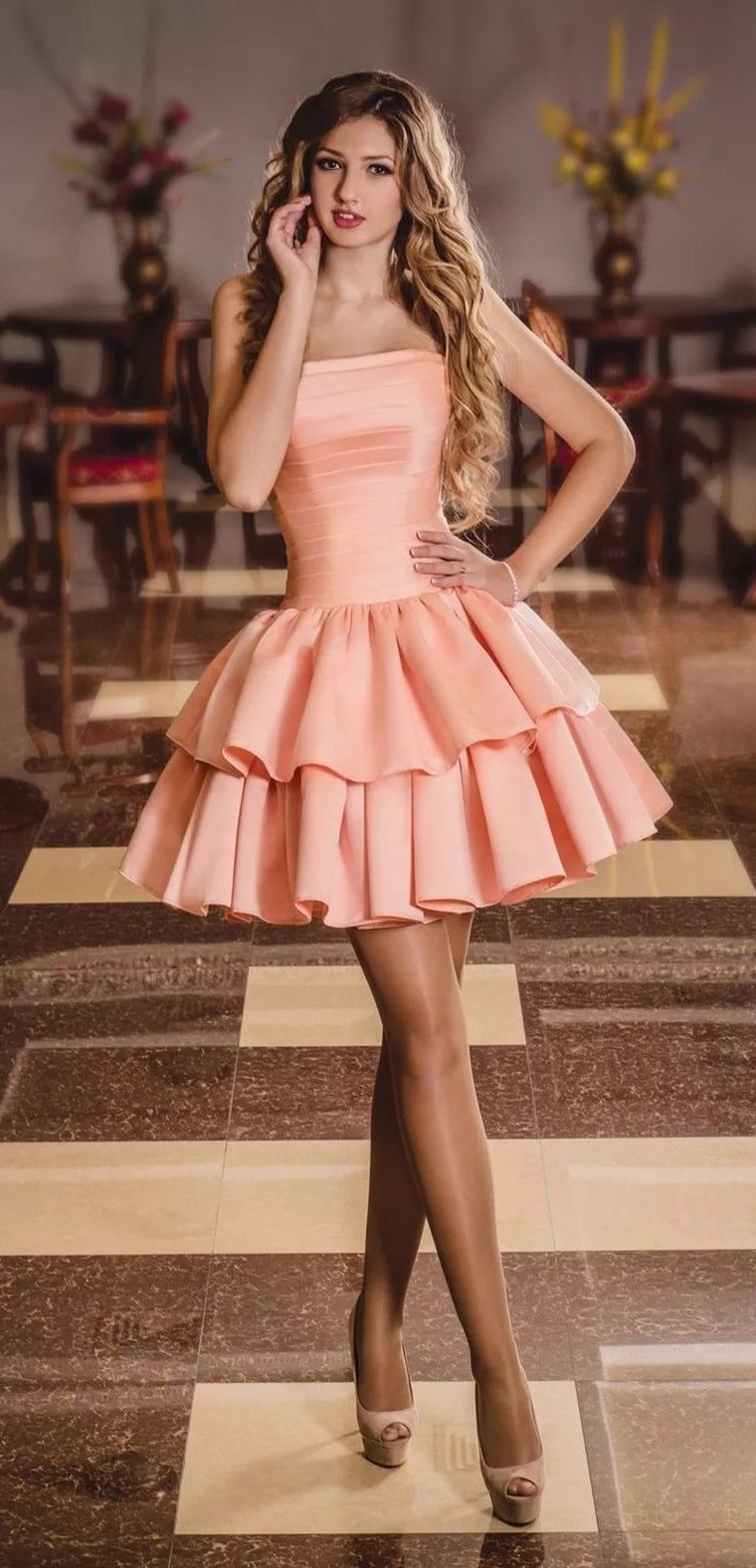 Pin by DressInStyle on Cocktail   Homecoming in 2019  8577060b8