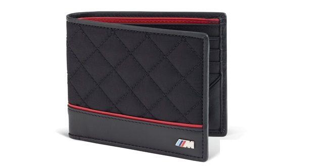 5beda990dd92 BMW Men s M Wallet
