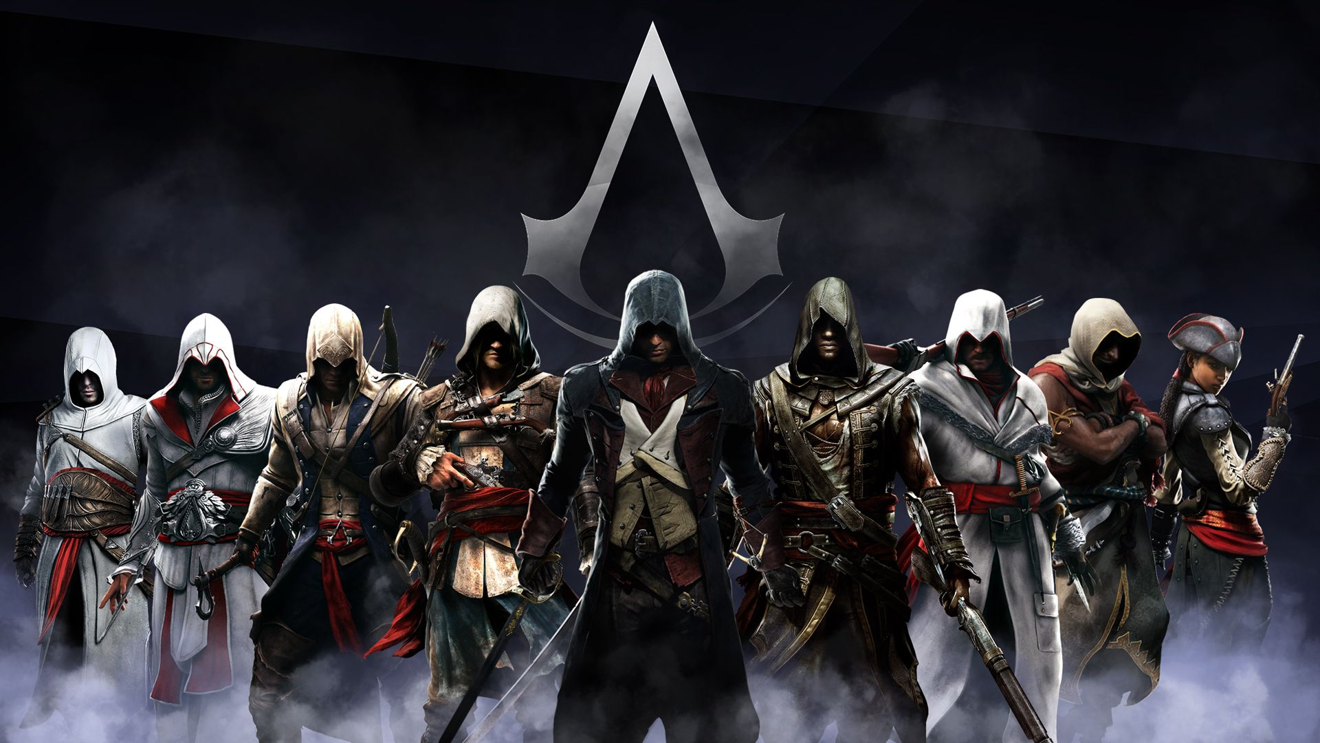 Assassins Creed Wallpaper Hd With Images Assassin S Creed