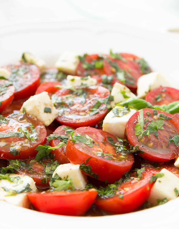 15+ The best marinated tomato salad Fotos