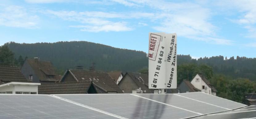 Windenergie-Zuhause | Energiewende | Pinterest
