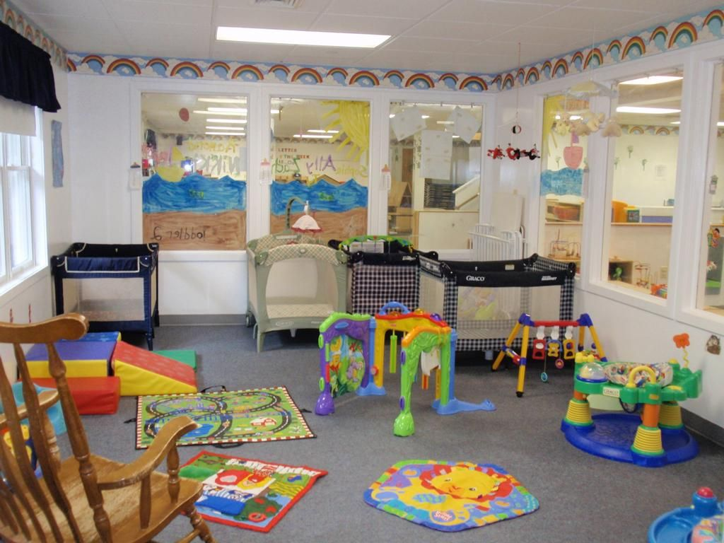 infant day care rooms