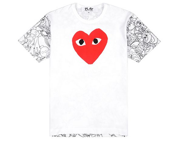 Japanese fashion label Comme des Garçons has designed some snazzy and artsy t-shirts that feature everyone from Elsa to Olaf and even Marshmallow! Read more at http://fashionablygeek.com/t-shirts/new-colorful-frozen-shirts-in-stores-soon/#l7ZJq41TyOpXbu6u.99
