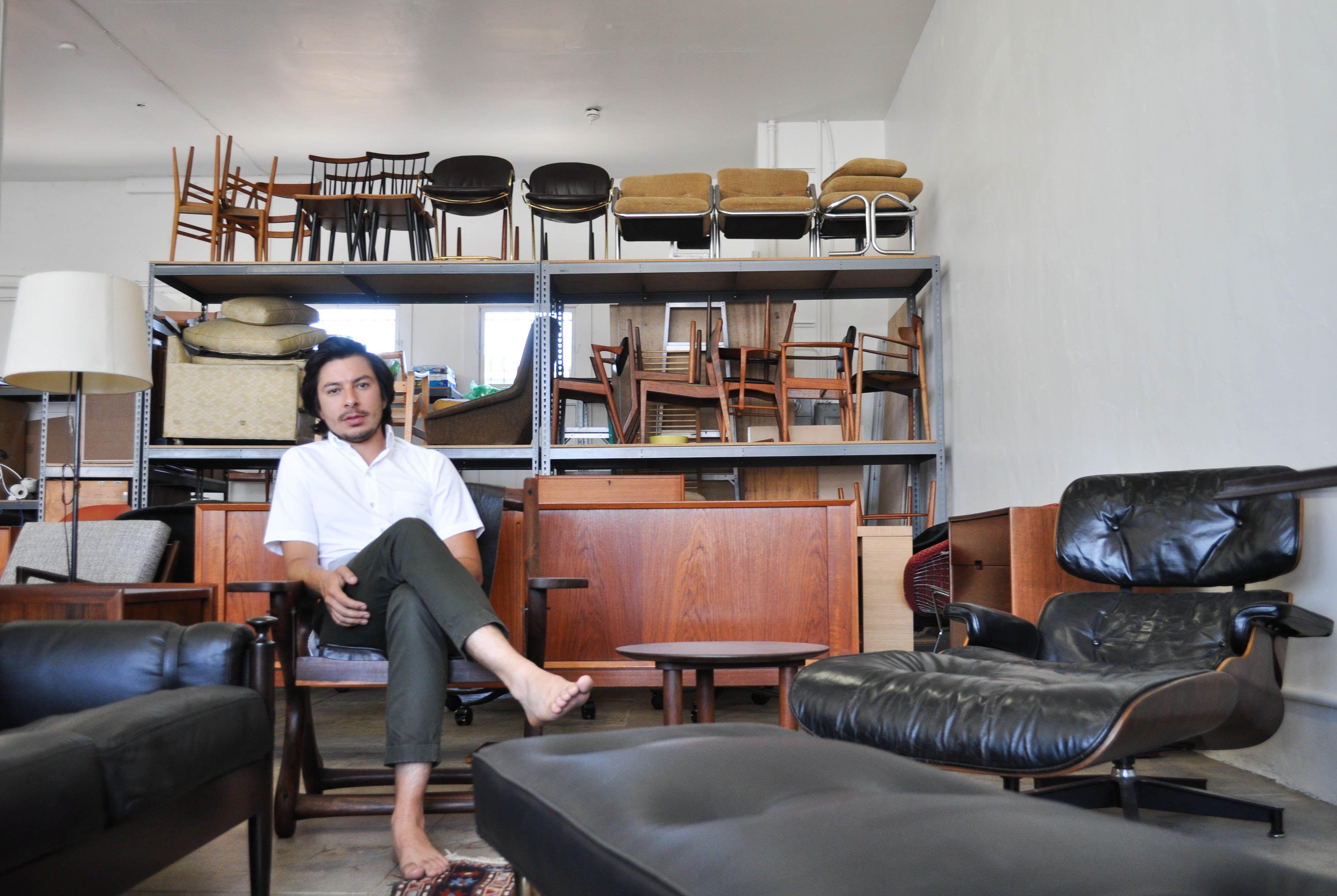 #Eames #HermanMiller #DonShoemaker #MidCenturyChair #Midcenturydesign