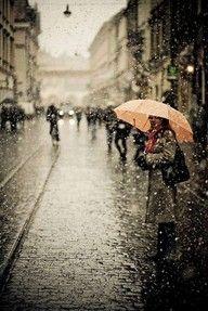 love a rainy day.....