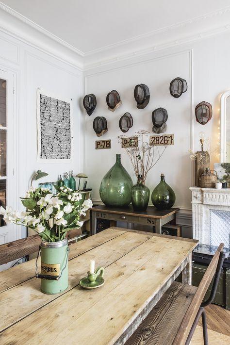 Chez ariane dalle salons interiors and decoration