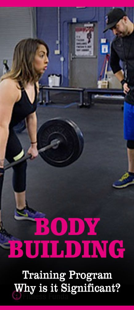Wondering to know the significance of Body building Training Programs? Of course they are gaining importance in today's life.  #crossfit #fitness #fitness_tips #exercise #workout_plans #crossfit_workouts