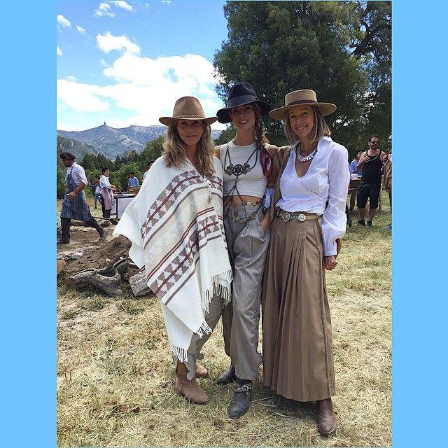 El estilo Gaucho viene marcando tendencia hasta para casarse y es que luego  de la inspiradora boda de la modelo Argentina Sofia Sanchez Ber. 167fbe5b588