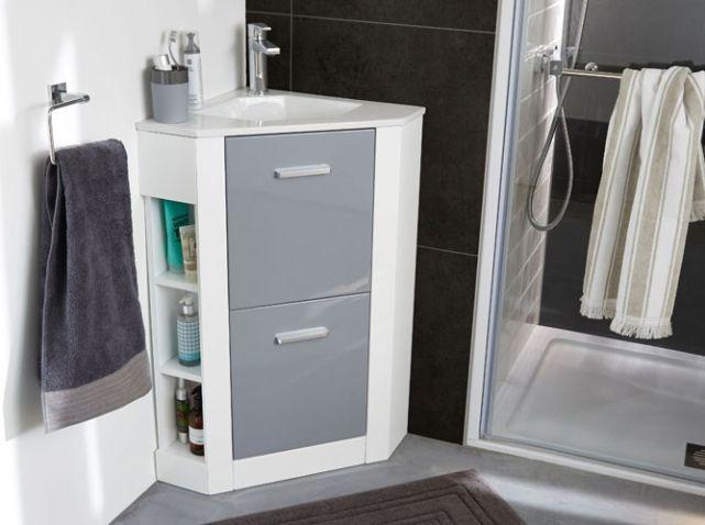 40 meubles pour une petite salle de bains | Projets à essayer ...