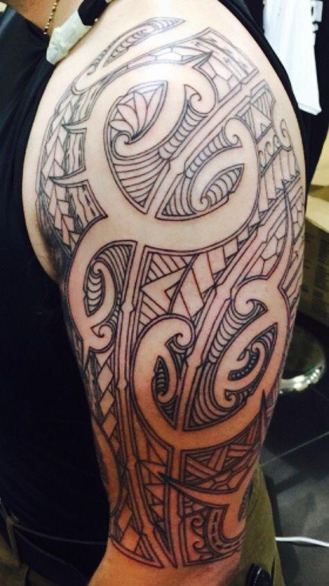 Maori Tattoo Love: Sleeve Tattoos, Maori Tattoo, Tribal Tattoo