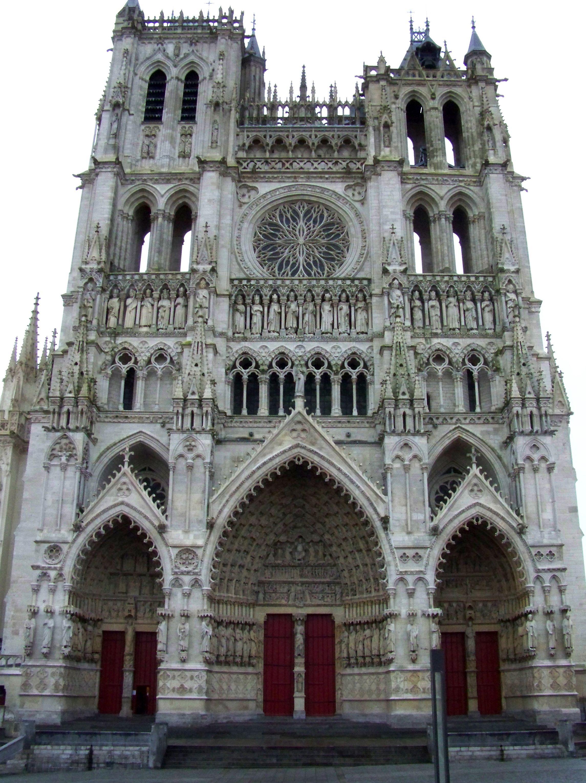 Pin On Estilo Gótico Religioso En Francia