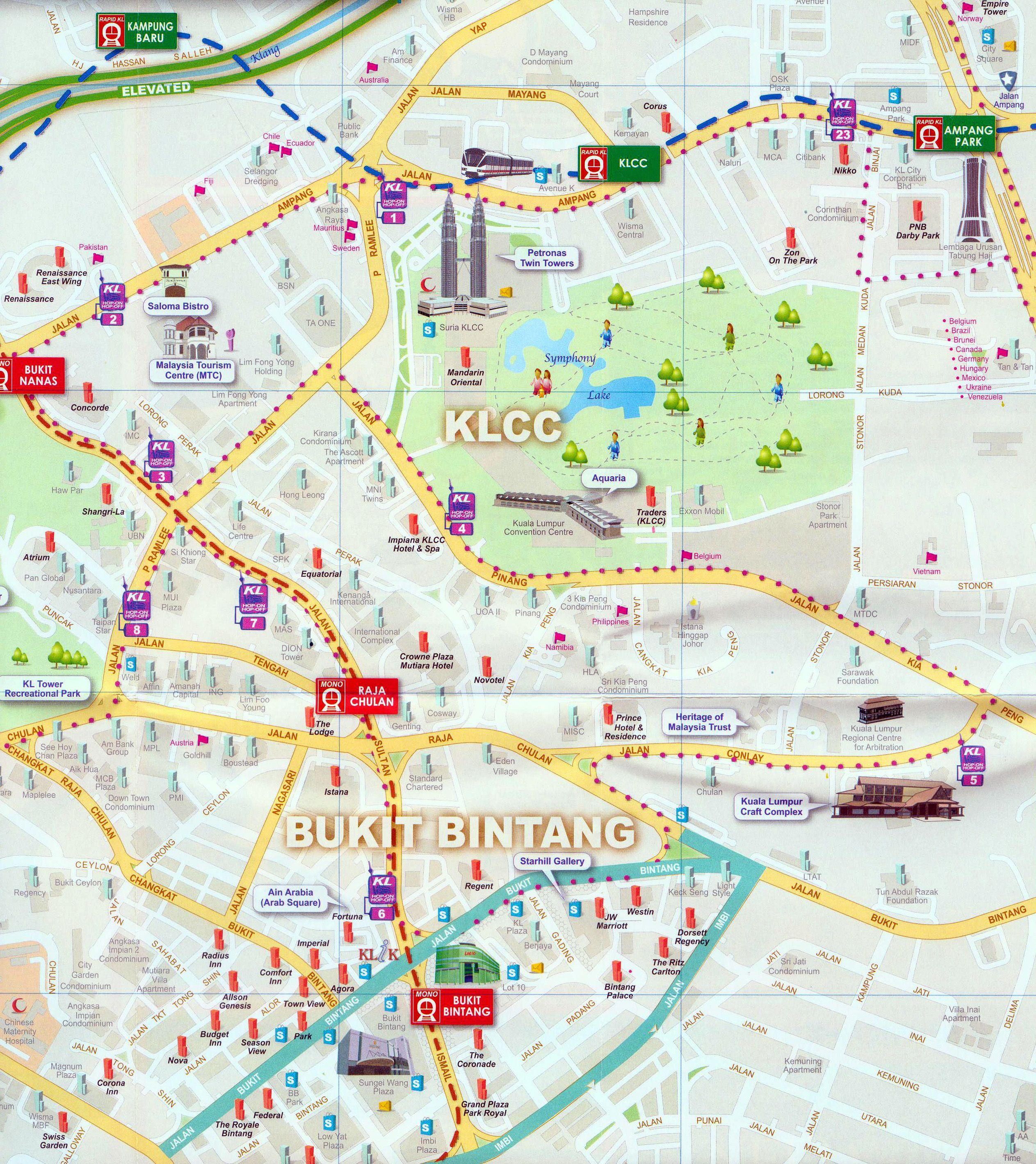 Road Maps Kuala Lumpur Askcom Image Search Proyek untuk Dicoba