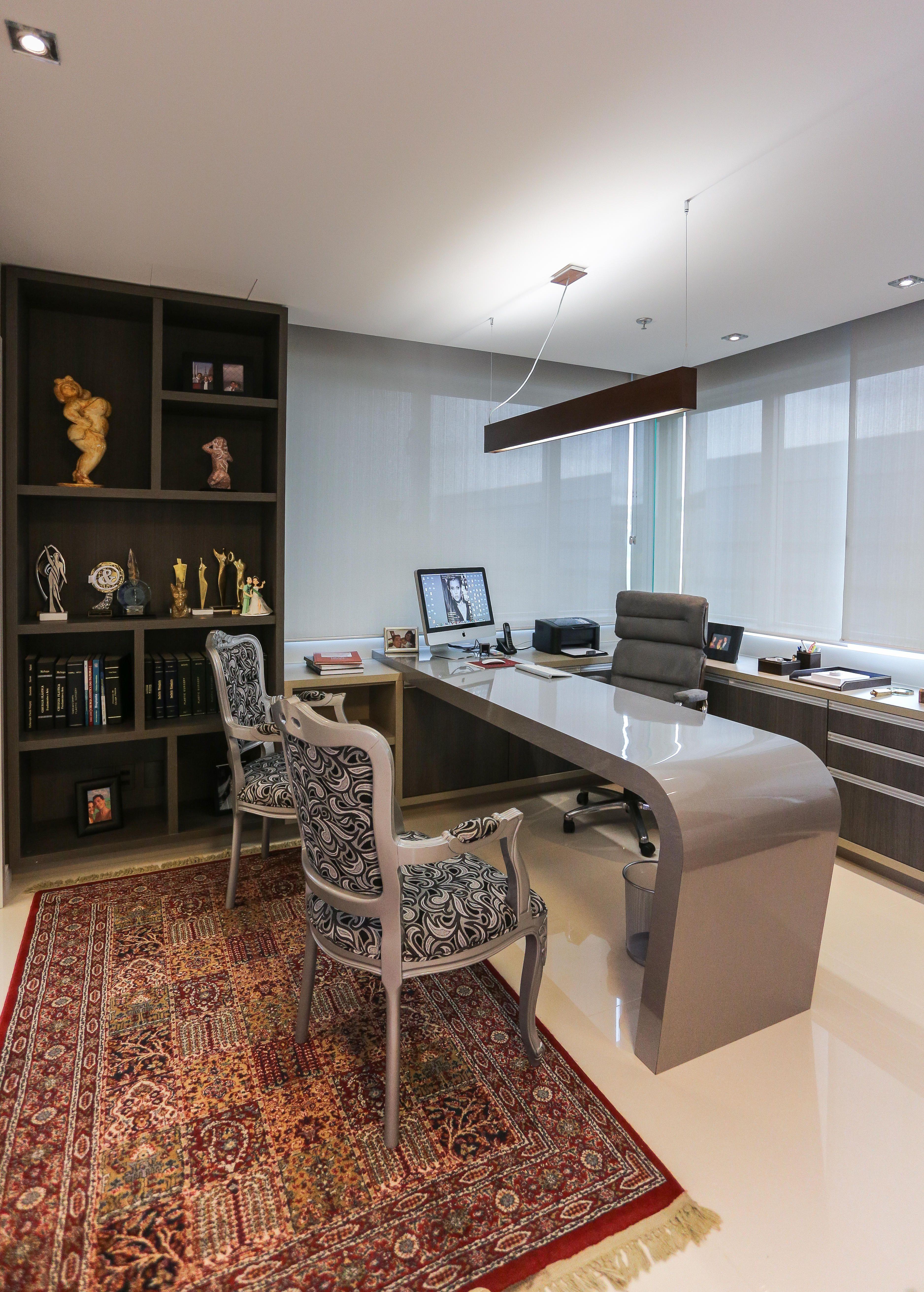 Consult Rio M Dico Prima Pelo Conforto Com Toques De Tecnologia  # Muebles Para Consultorio Nutricional
