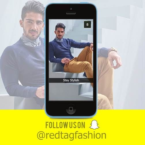 Redtagfashion واو انظرو من على السناب شات نحن اضيفونا Oh Snap Look Who S On Snapchat We Are Add Us Redtagfashion Electronic Products Stylish Phone