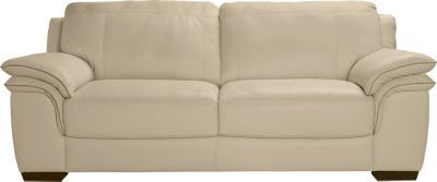 Undefined Cindy Crawford Home Leather Sofa Living Room Leather
