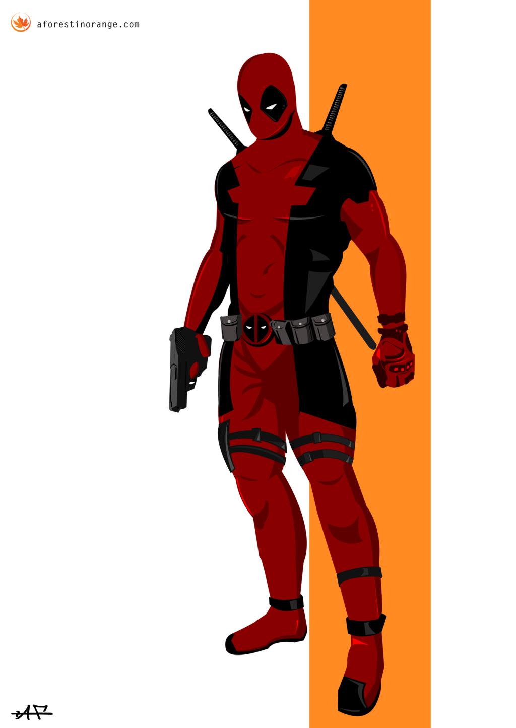 Deadpool X Men By Feydrautha81 Deadpool Comic Book Superheroes X Men