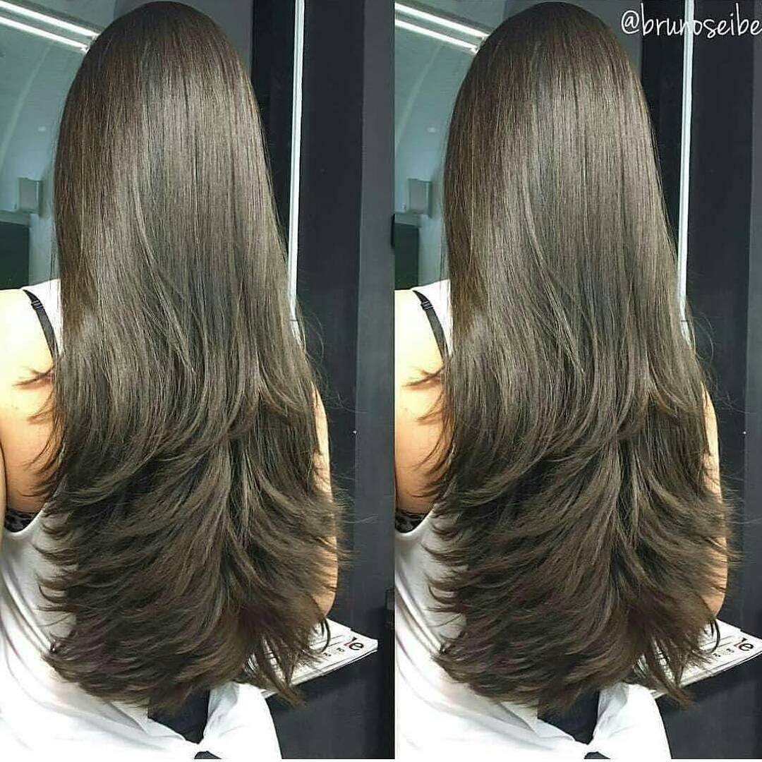 Beautiful hair 😍 Yes or No? ❤ The Glow of natural hair in layers