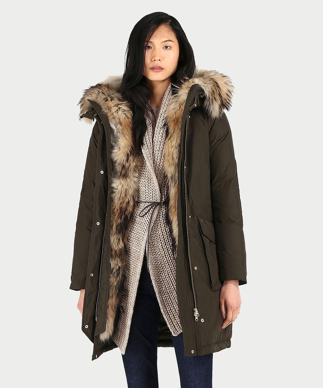 low priced 10fcf b4673 Women's Military Down Parka - John Rich & Bros | Fashion in ...