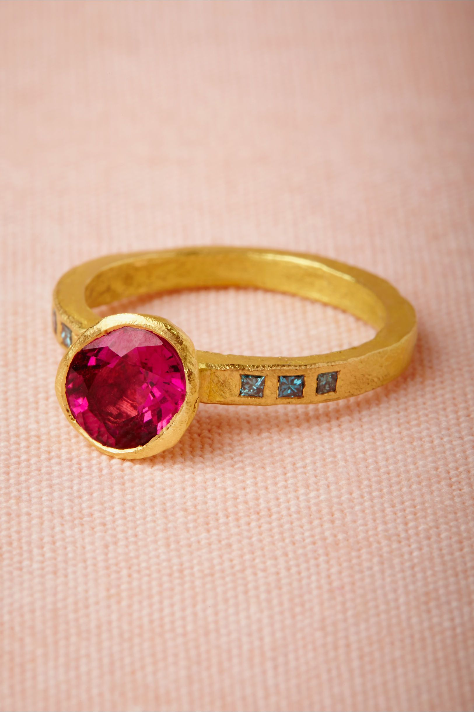 Vermilion Ring in Shoes & Accessories Jewelry Rings at BHLDN