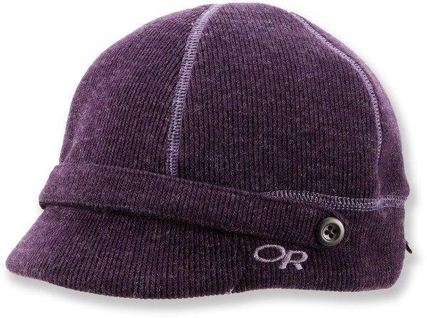 Lovely little hat in BLACKBERRY at REI.com