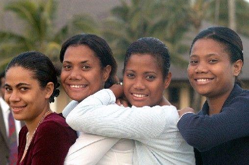 Port moresby girls