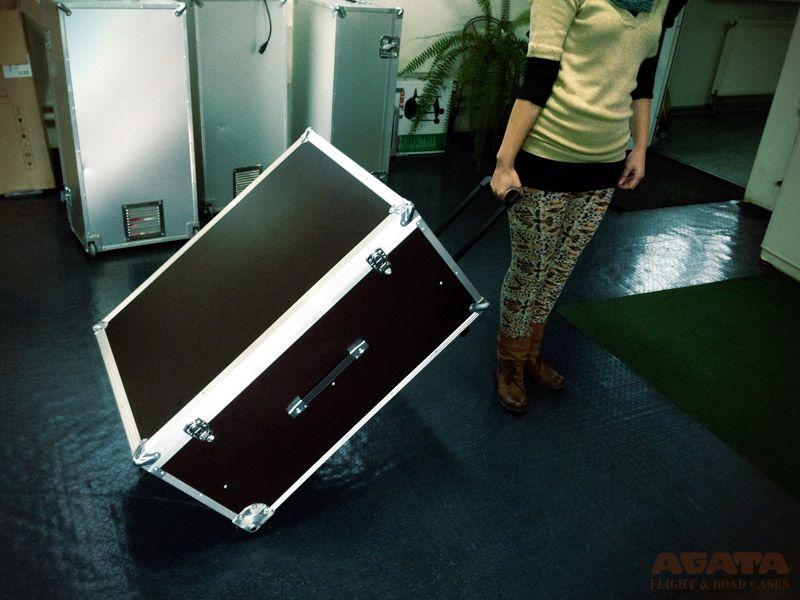AGATA Flightcases / Galeria zdjęć kufrów i skrzyń flightcase