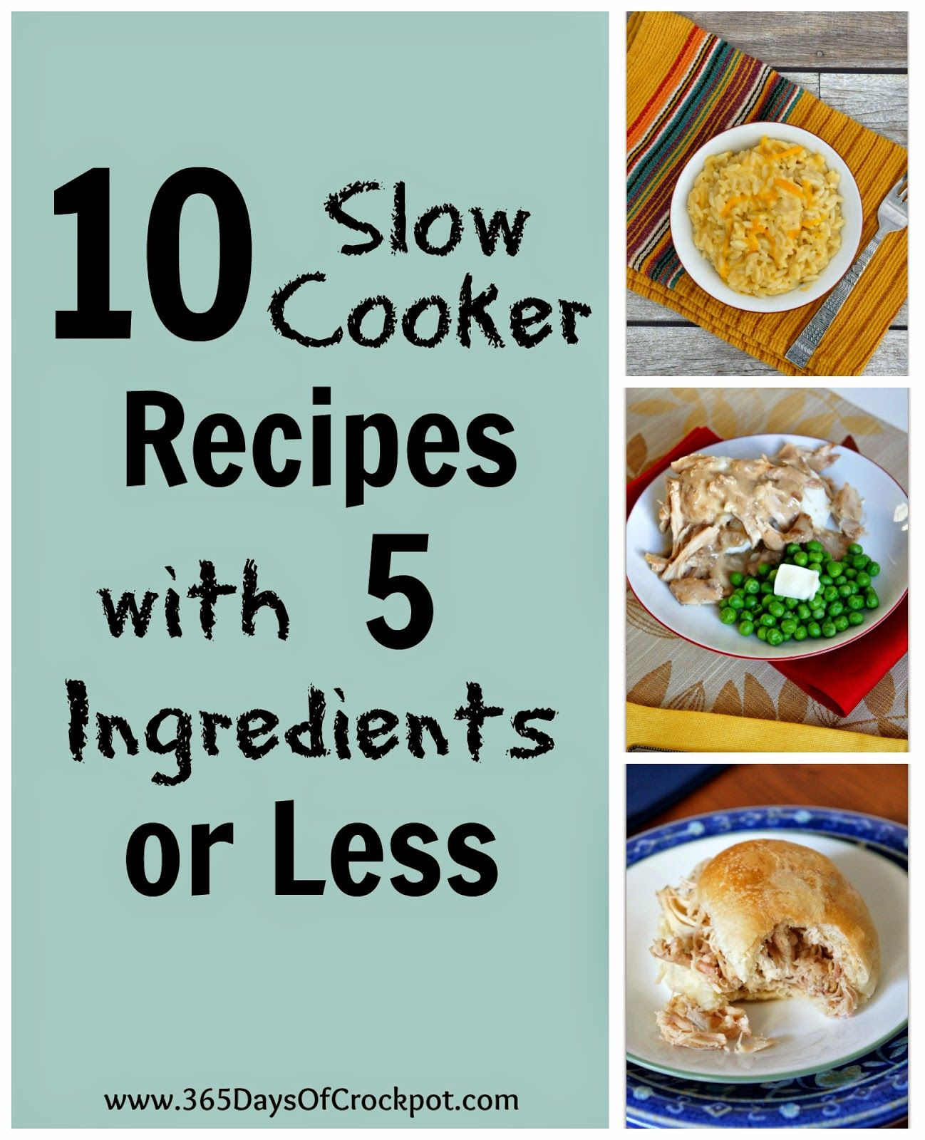 10 Slow-Cooker Recipes For Summer