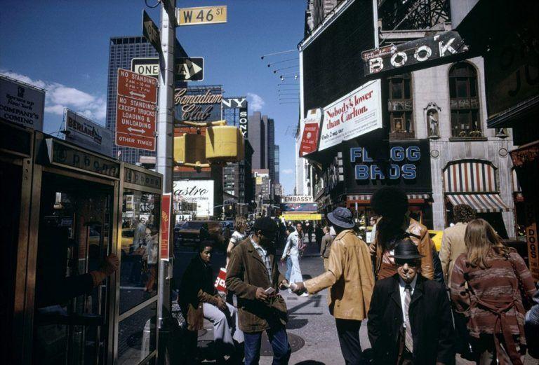 The Power Of Color Joel Meyerowitz's Brilliant Street